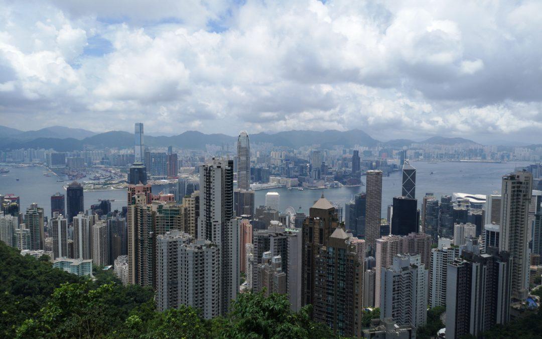 Fernreise mit Kind - Hongkong